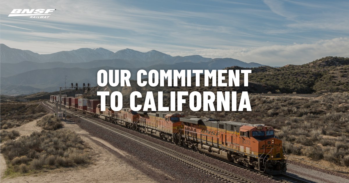Home Page - BNSF California